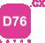 Disenado por D76